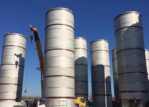 岭南发酵设备—食品生物发酵工程在新疆阜丰集团顺利投产