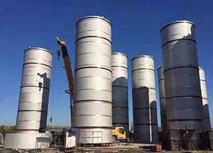 岭南生物发酵工程—阜丰集团淀粉糖项目顺利投产