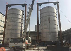 嶺南大型發酵設備—內蒙阜豐生物科技有限公司順利投產