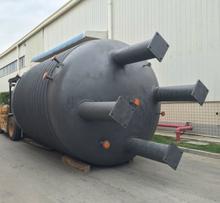 碳鋼冷卻反應釜