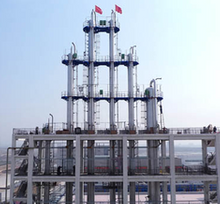 工業精餾塔設備