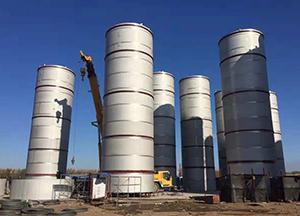 嶺南大型生物發酵設備在希杰(沈陽)生物科技有限公司順利投產